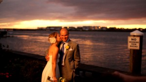 Shannon and Chris Stone Harbor Wedding