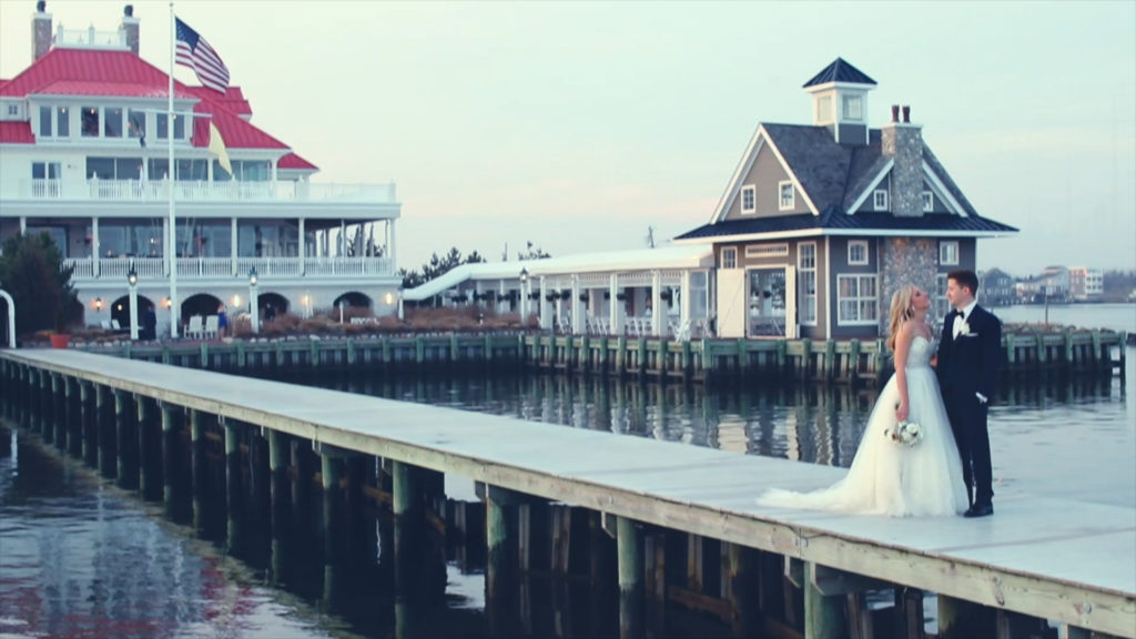 Mallard Island Yacht Club Wedding Videography