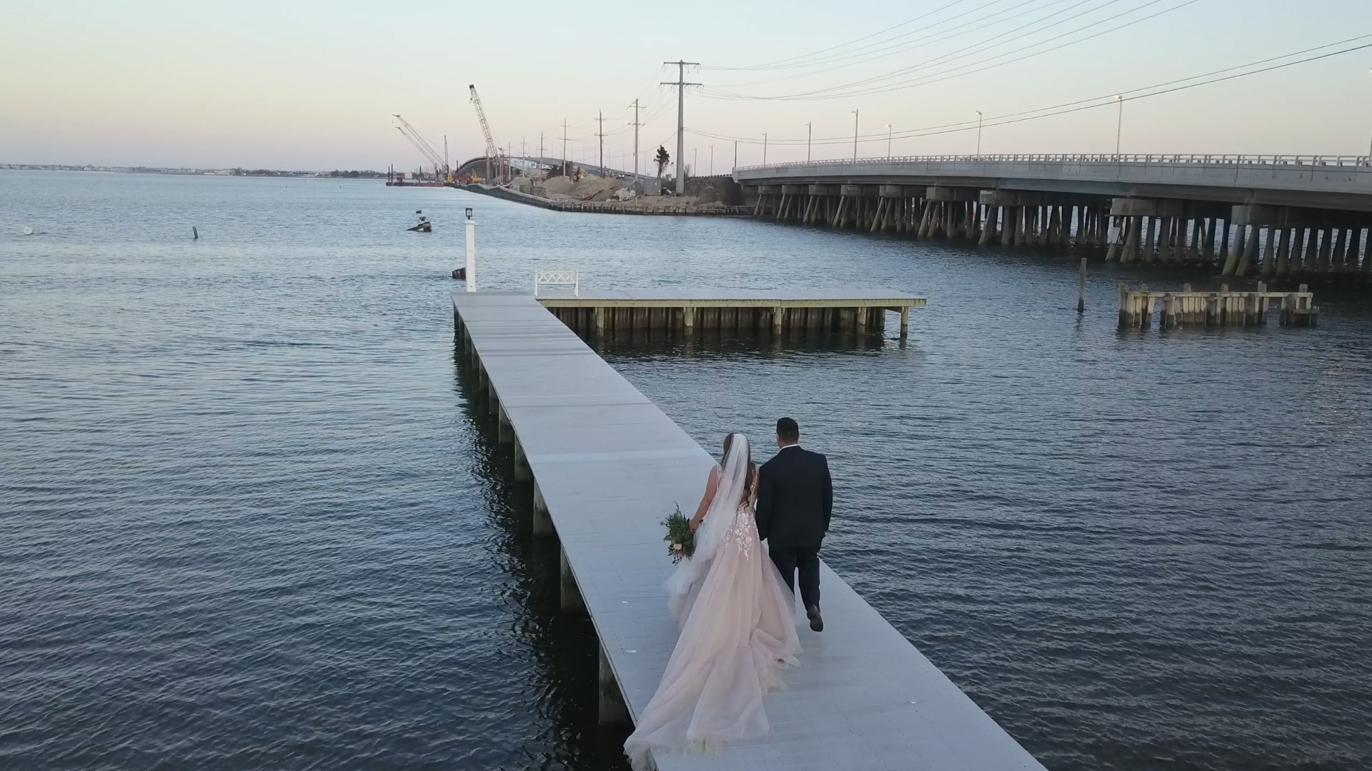 Mallard Island Yacht Club Wedding Highlights